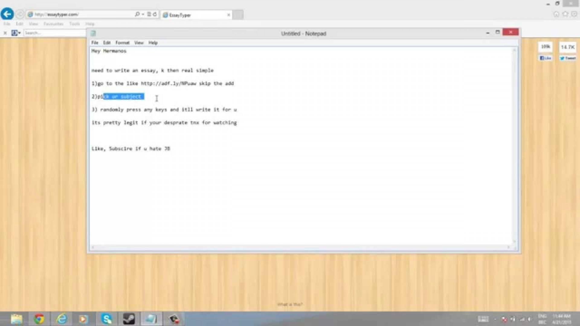 006 Maxresdefault Essay Example Typer Formidable Website 1920