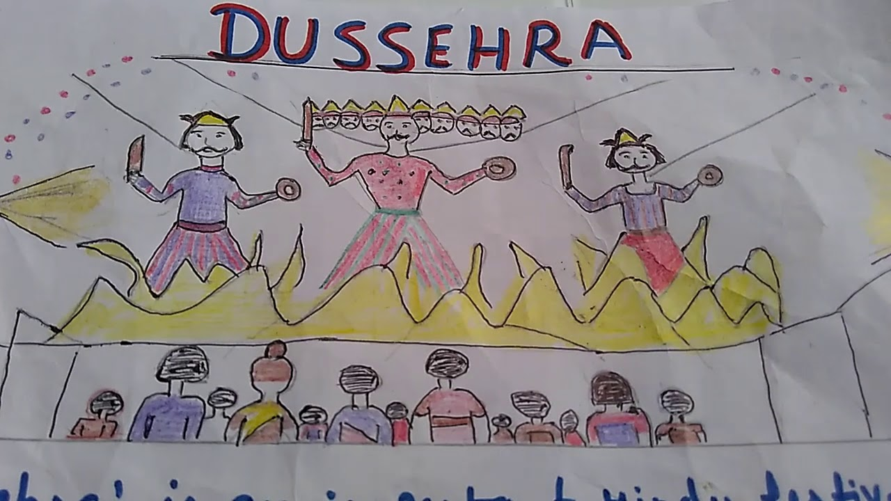 006 Maxresdefault Essay On Dussehra Festival In English Surprising Full