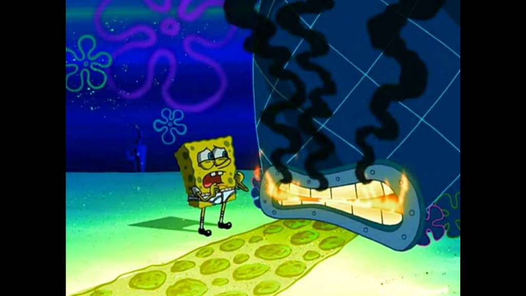 006 Maxresdefault Spongebob Essay Surprising Gif Font Writing Rap Large