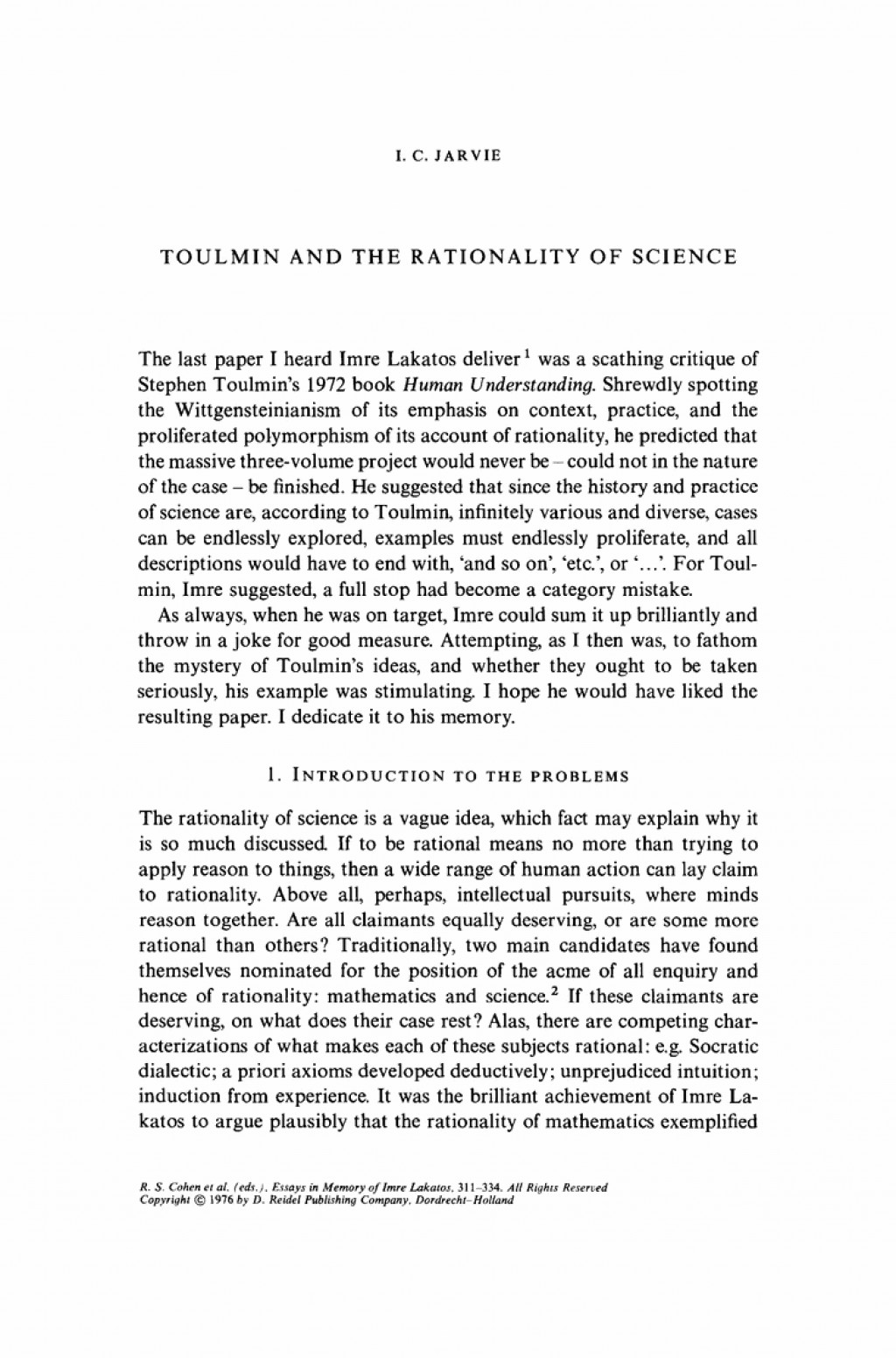006 Minimum Wage Essay Toulmin And The Rationality Of Science Springer Outline L Impressive Persuasive Topics Contest Large
