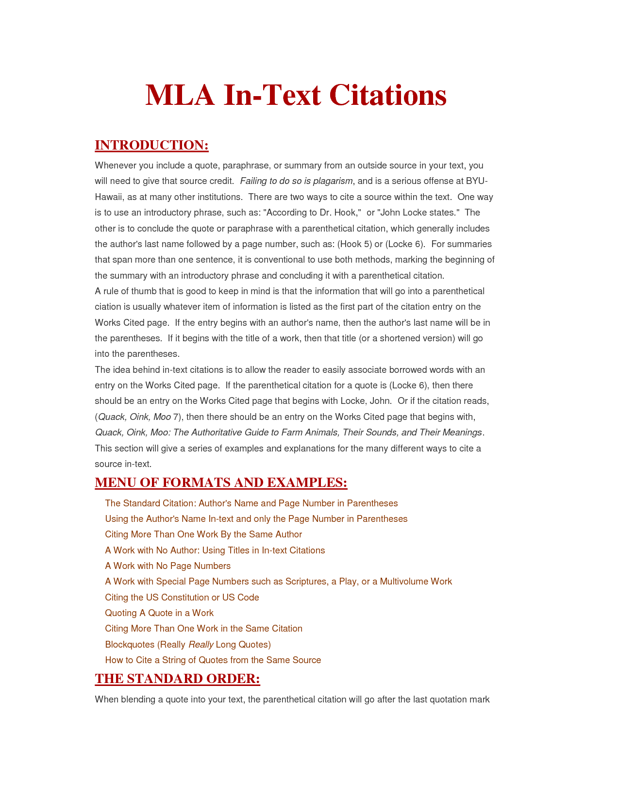 006 Mla Essay Citation Example Format Mersn Proforum Co Examples In Essays Fantastic Cite Within Book Full