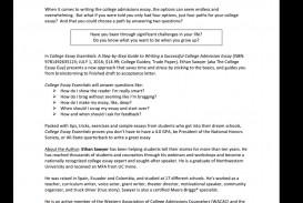 006 Northwestern Essay College20essay20essentials20prresizeu003d618776u0026sslu003d1 Exceptional Sample Question Prompt Examples