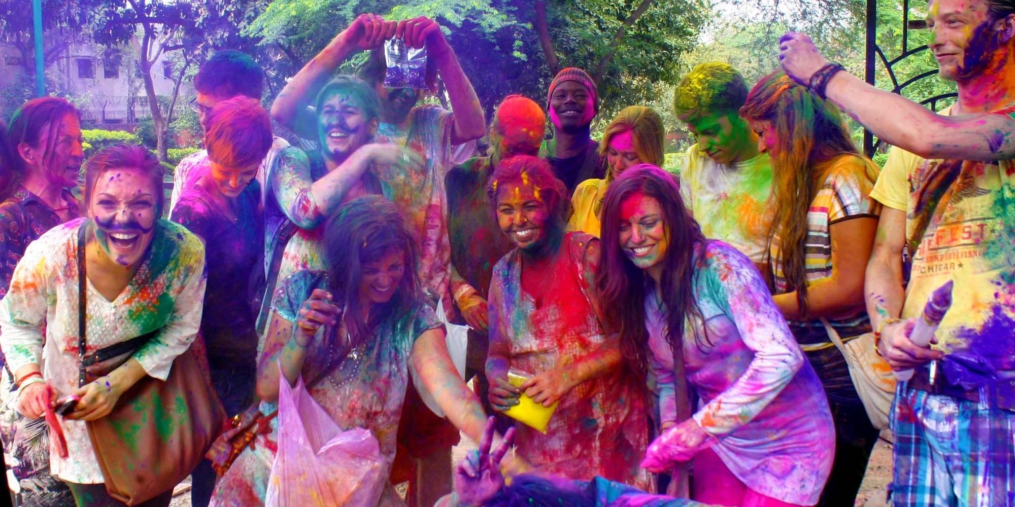 006 O Holi Festival India Facebook Essay Top In Punjabi Full