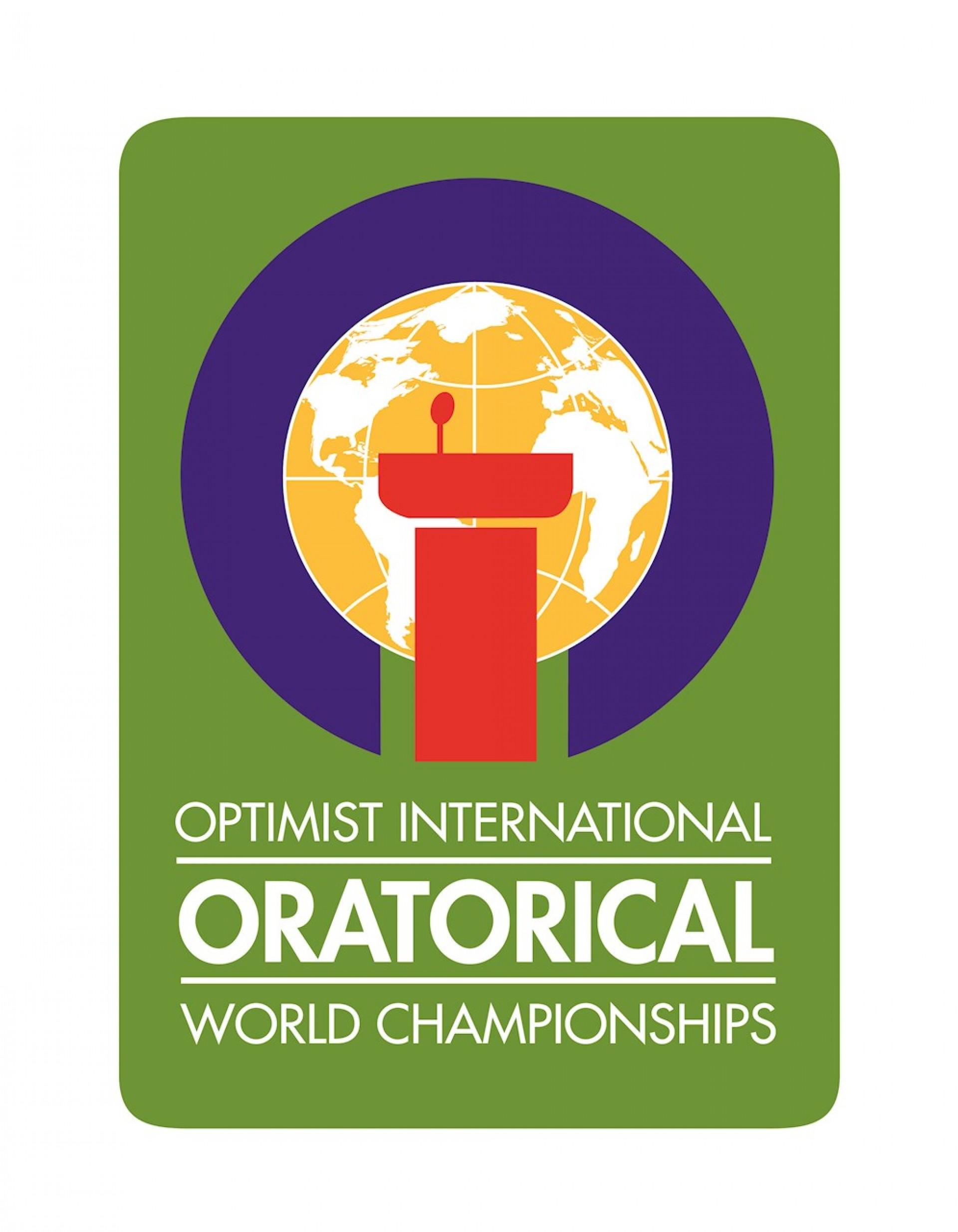 006 Optimist International Essay Contest Example Oratorical High Wondrous Winners Rules 1920