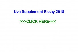 006 Page 1 Essay Example Uva Rare Supplement Tips 2017 2016