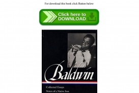 006 Page 1 James Baldwin Collected Essays Essay Wondrous Table Of Contents Ebook Google Books