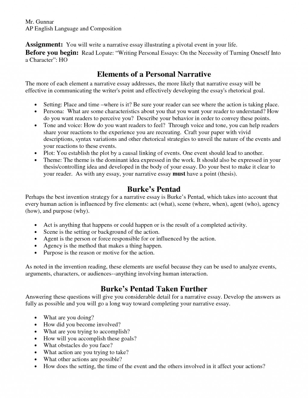 006 Personal Essay Outline Narrative Writings And Essays Do The Write Formidable Examples Template Large