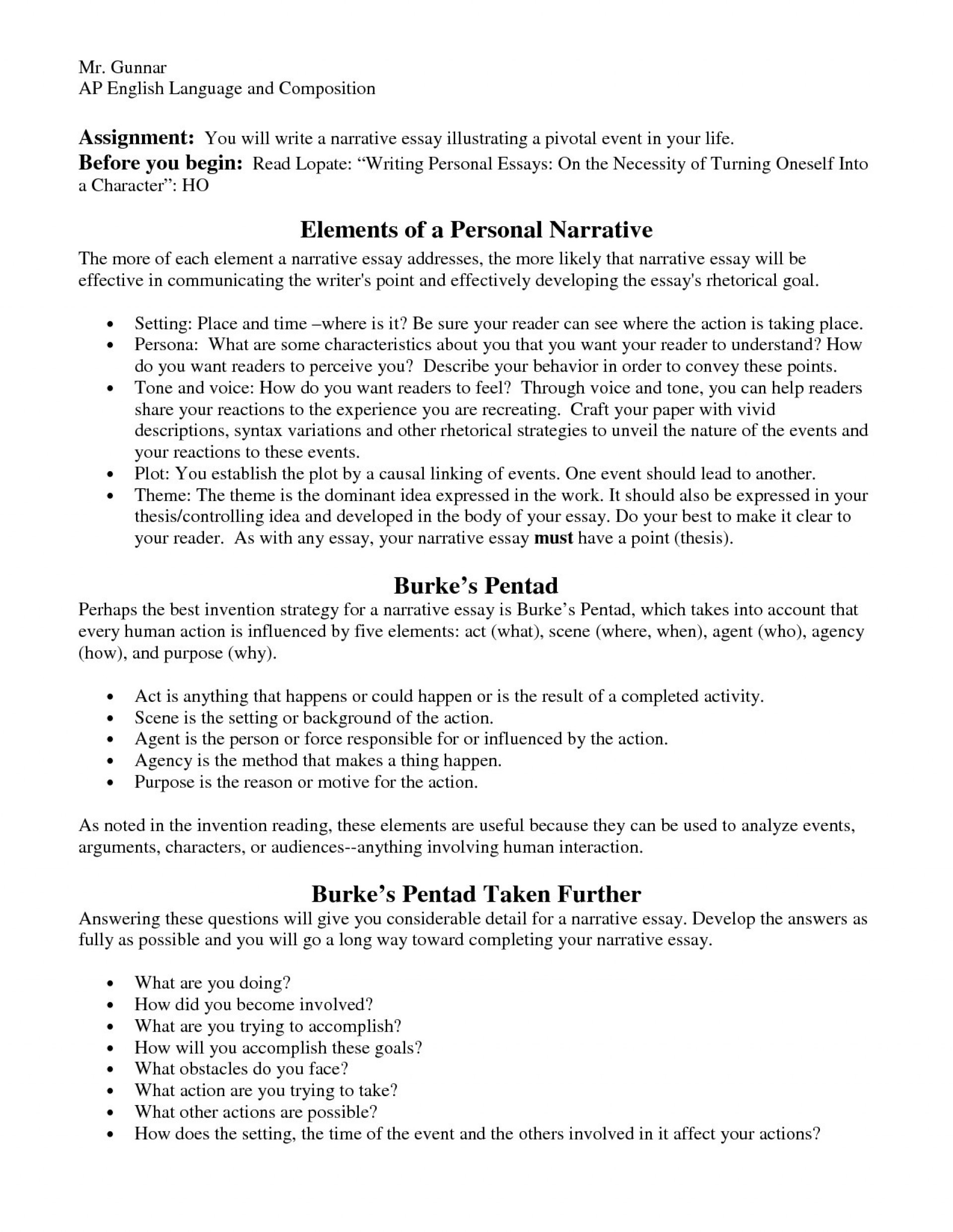 006 Personal Essay Outline Narrative Writings And Essays Do The Write Formidable Examples Template 1920