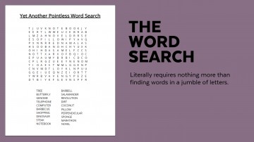 006 Sample Word Search Essay Example Superfluous Part Of An Awesome Crossword Clue 360