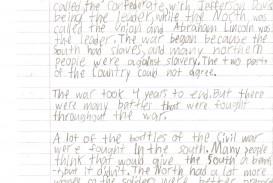 006 Saul Torres Essay Example 6th Grade Fantastic Examples Informative Personal