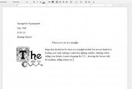 006 Spongebob Essay The H6so62h Unforgettable Font Copy And Paste Gif Meme