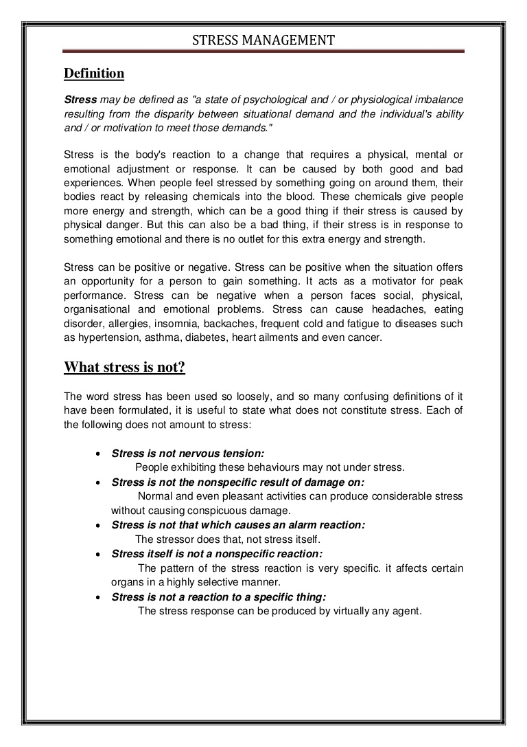006 Teenage Pregnancy Essay Stresson Stressmanagement Phpapp02 Thumbn Example Of Persuasive Expository About Argumentative In The Philippines Shocking Conclusion How To Prevent Full