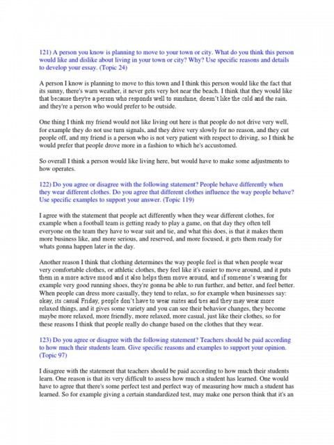 006 Toefl Ibt Essay Topics Example Success Speaking Writing Sample  58517ac4b6d87fb8408b582e Striking 2015480