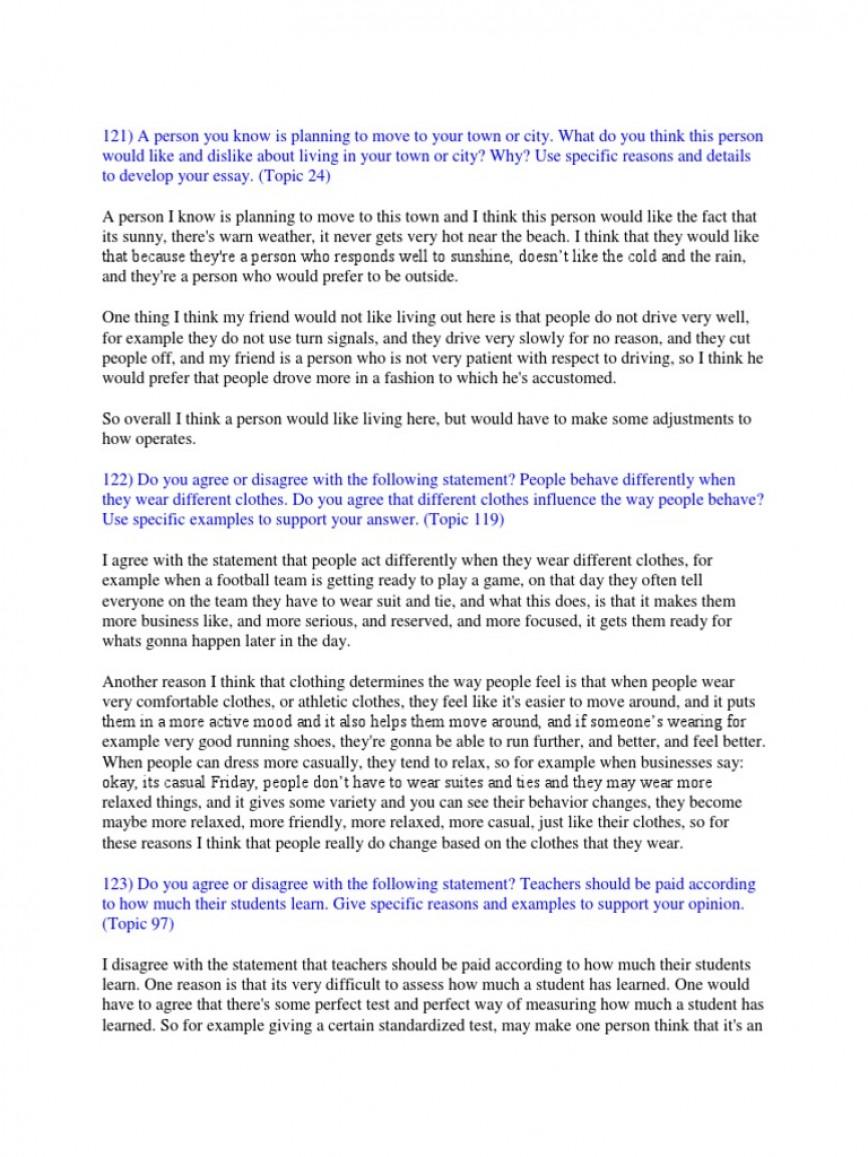006 Toefl Ibt Essay Topics Example Success Speaking Writing Sample  58517ac4b6d87fb8408b582e Striking 2015868
