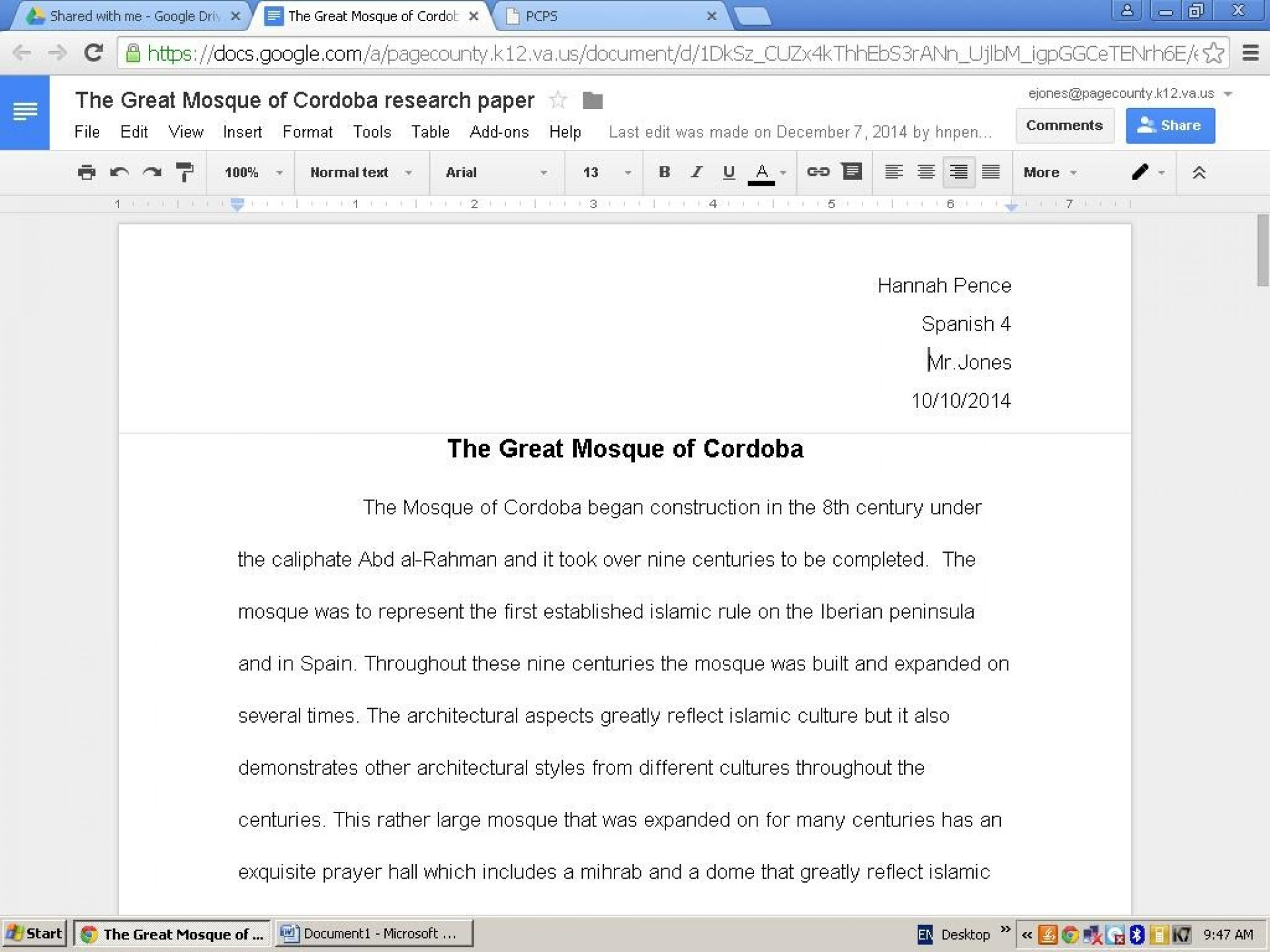 006 Translate Essay To Spanish Example Picture3page4 Staggering My Into What Does Mean In 1920