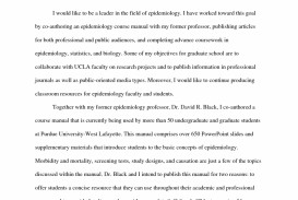 006 Vcu Personal Statement Essay Example Application Department Of Occupational Therapy Tradition Ucla Template Sqy College Prompts Remarkable