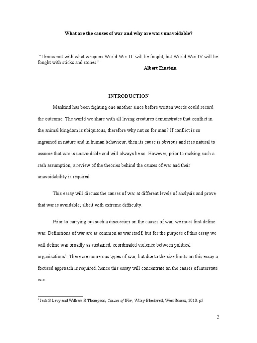 006 War Essay Wwi What Are The Causes Of Methodology Worlds Ww1 Unbelievable Cold Topics In Malayalam Language Star Wars Examples Large