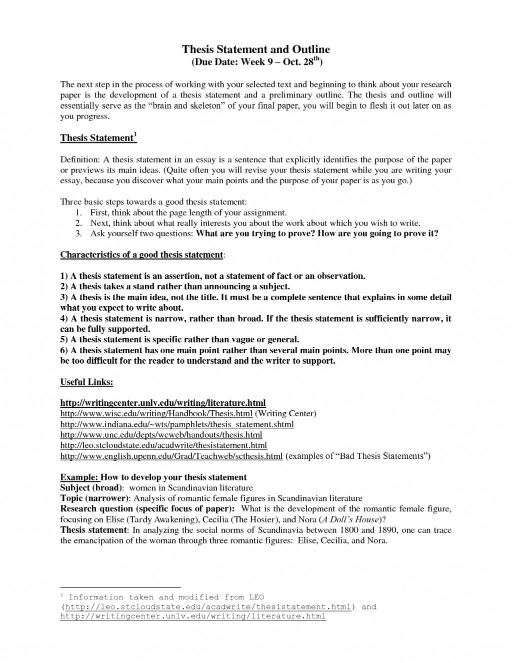 006 What Is Thesis Statement In An Essay Fascinating A The Purpose Of Argumentative Informative Large