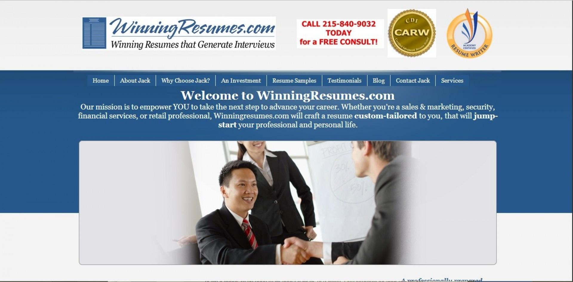 006 Winningresumes Com Review Essay Example Custom Writing Impressive Service Are Services Legal Free Canada 1920