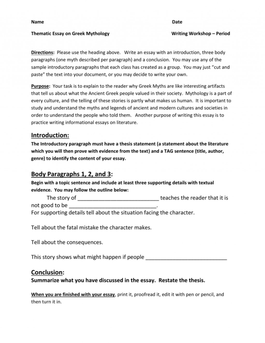 007 006654670 1 Thematic Essay Fearsome Photo Examples Rubric Analysis Template Large