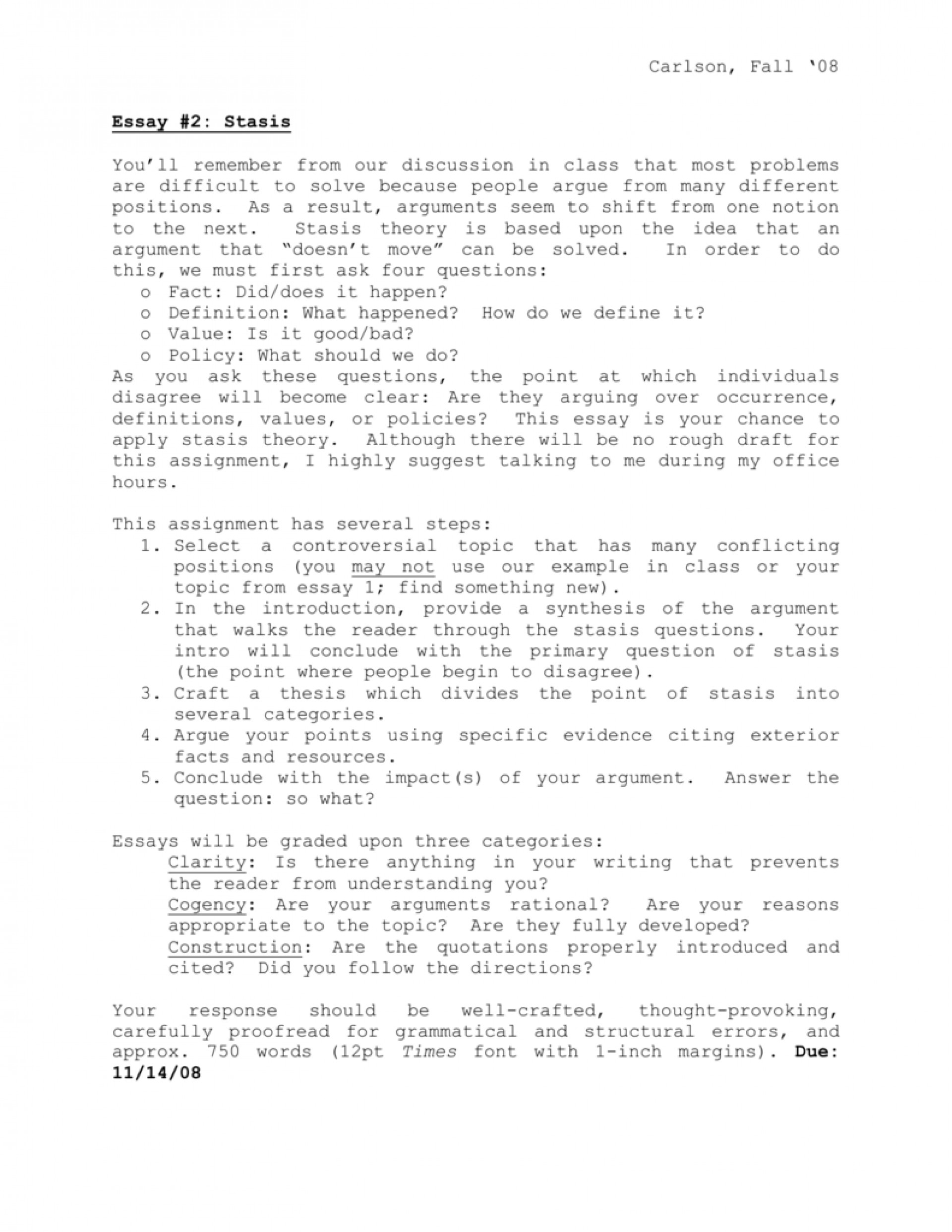 007 007882520 2 Word Essay Excellent 750 On Respect Double Spaced About Yourself 1920