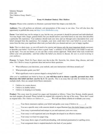 007 008807227 1 I Belive Essays Essay Surprising Believe About Sports Ideas 360