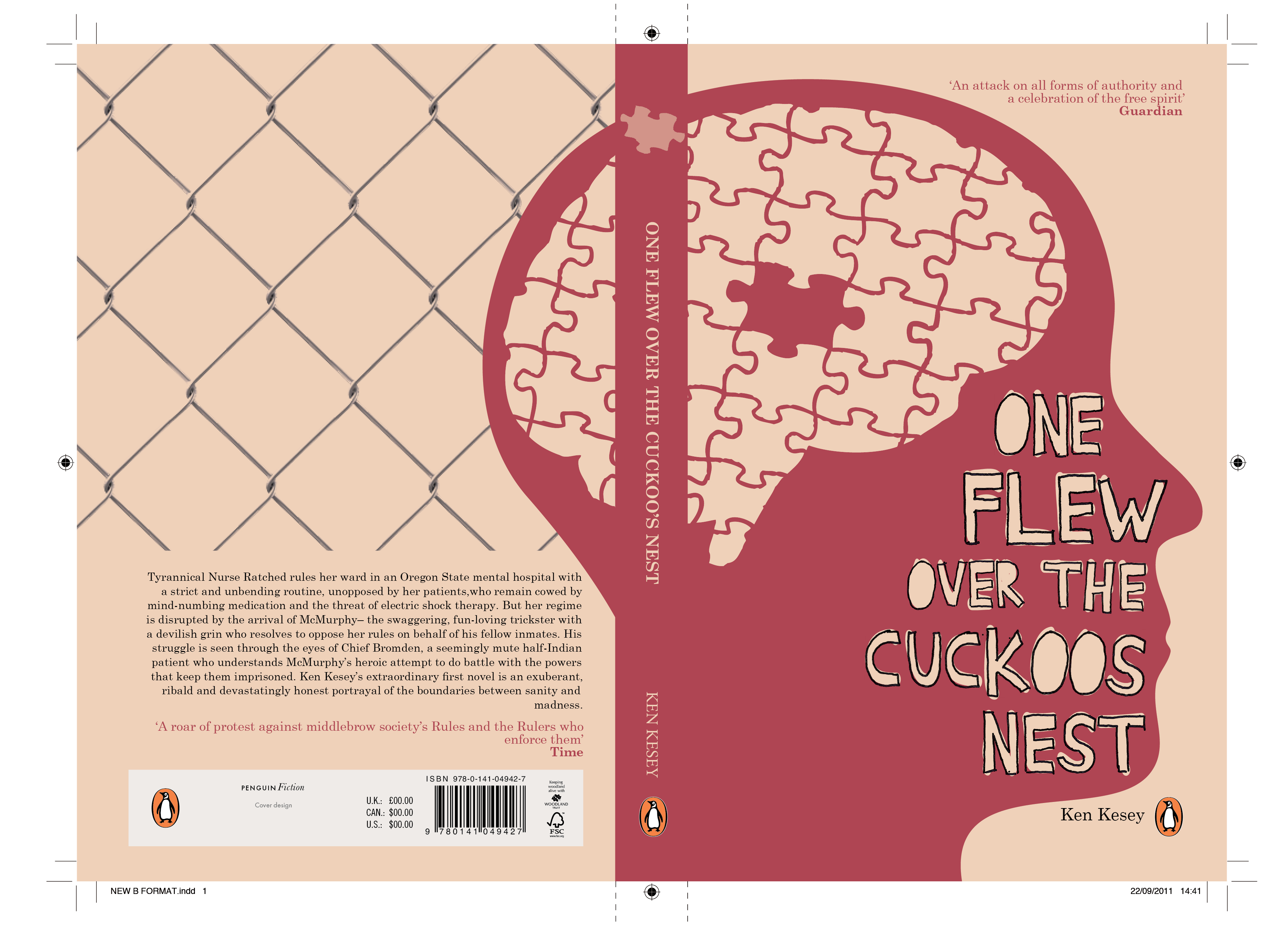 007 636199346646320168772420585 One Flew Over The Cuckoo Nest Book Cover3 Cuckoos Essay Wonderful Cuckoo's Prompts Writing Analysis Questions Full