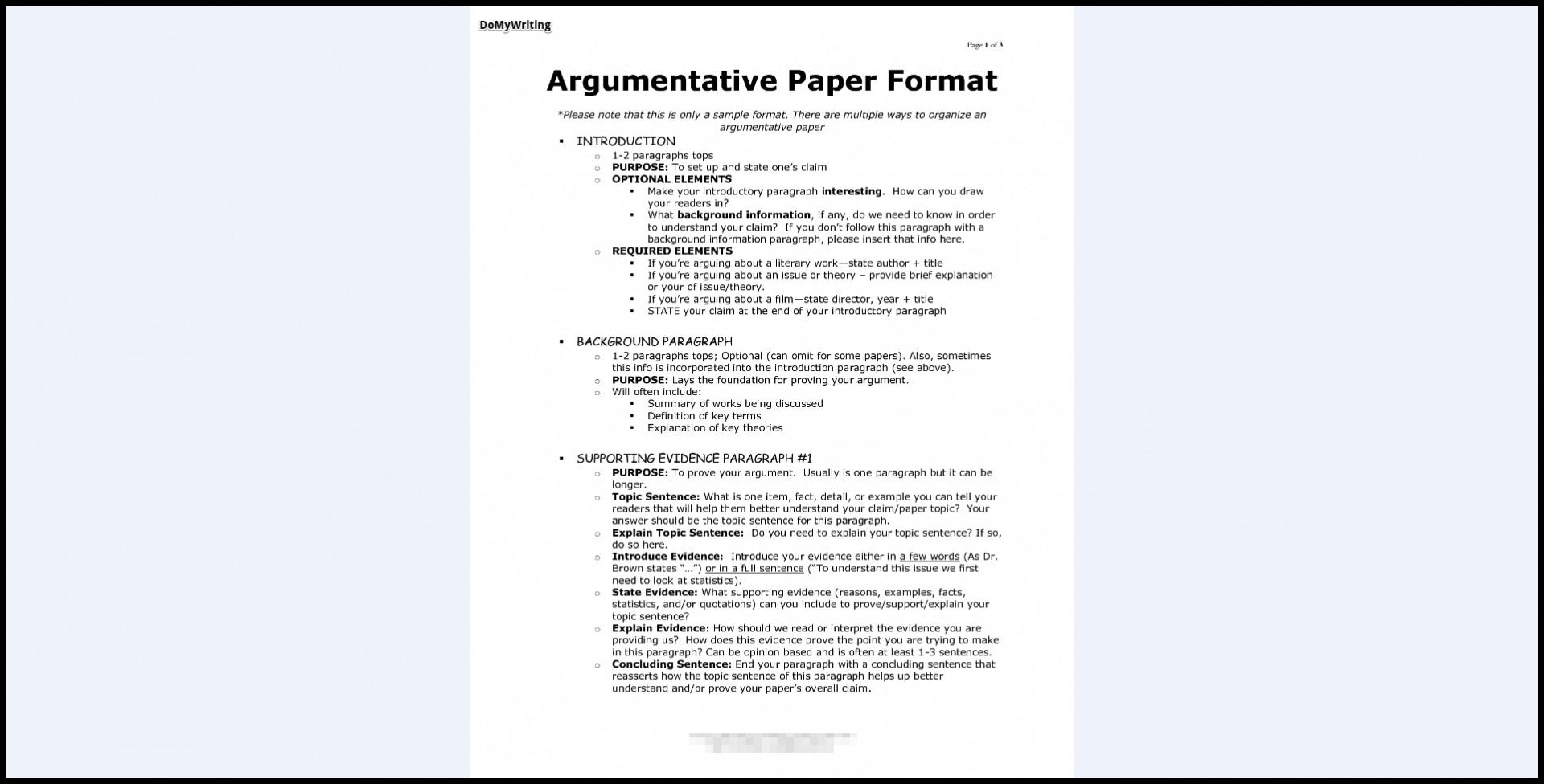 007 Argumentative Essay Format Argument Wonderful Outline Examples Template Pdf Writing Middle School 1920