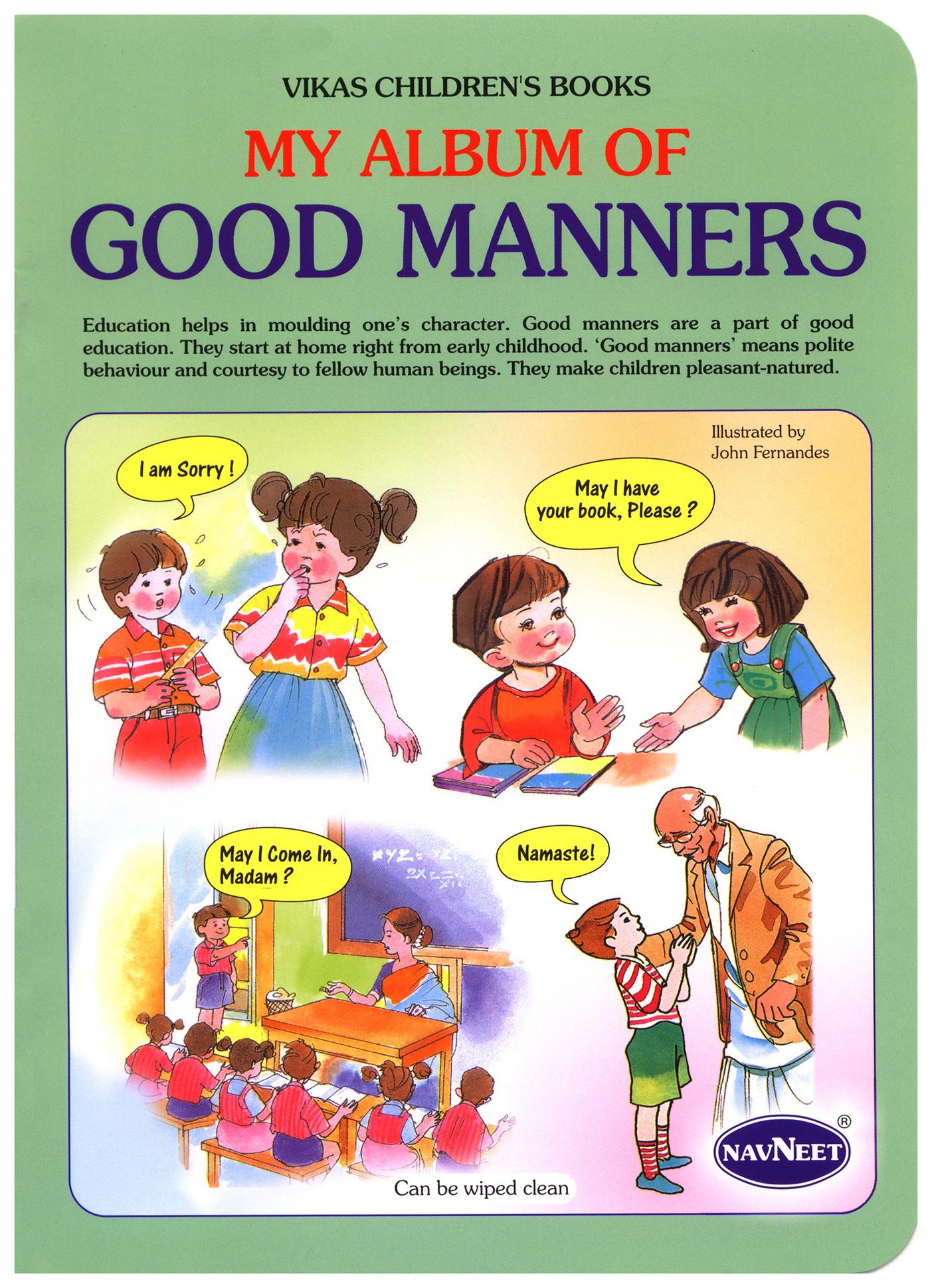 007 Basic Table Manners Essay On Good For Child Wonderful Full