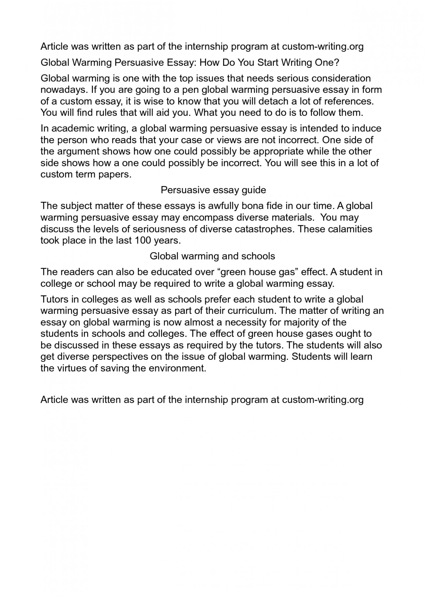 Service and Leadership Essay - Words | Bartleby