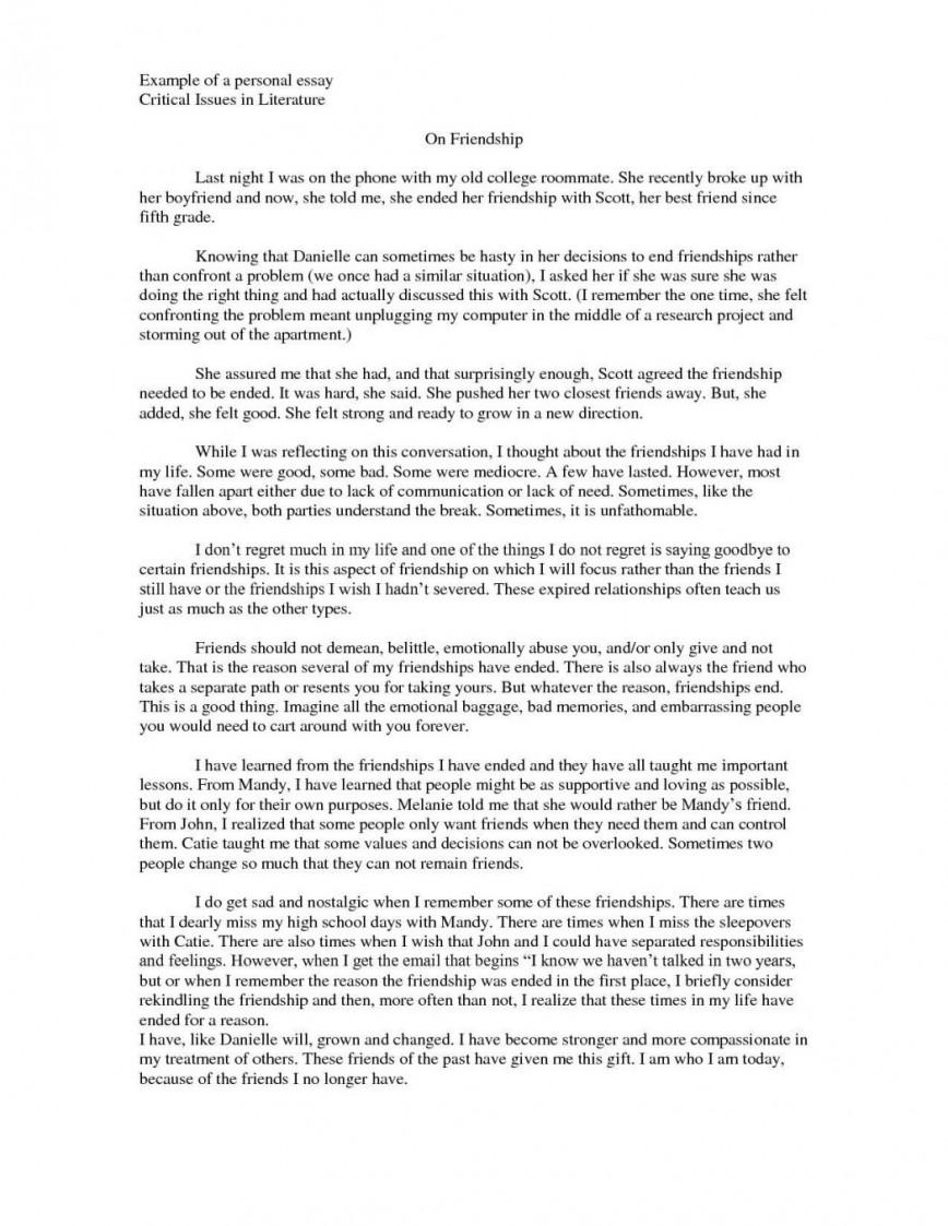 Common app essay length