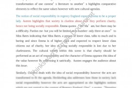007 Comparative Essays Essay Example 20085 Emma V Clueless Fadded11 Sensational Sample Of On Poems Vce The Crucible And Year Wonders