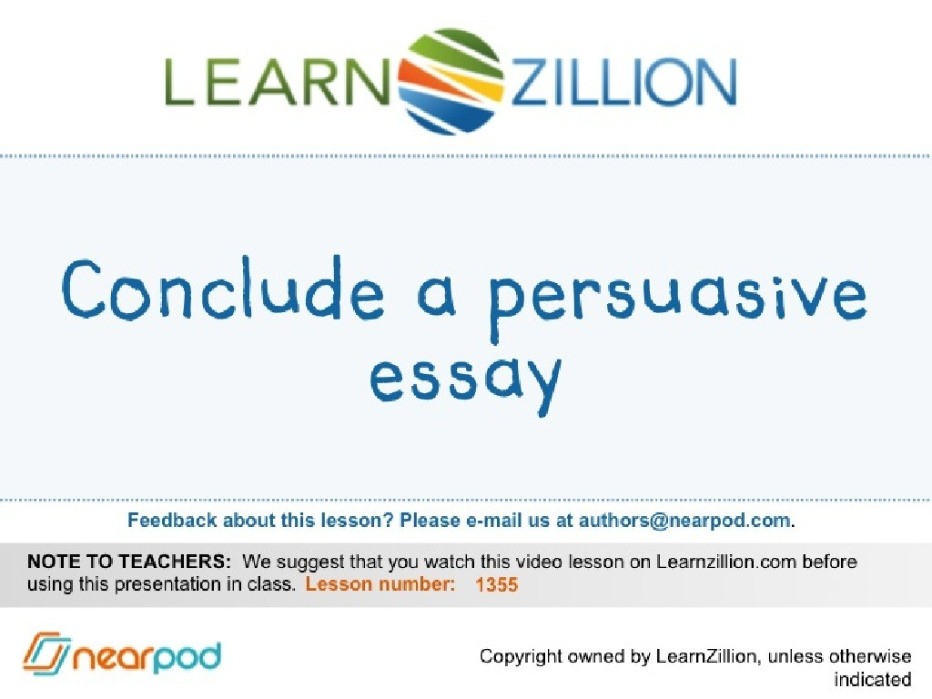 007 Conclusion To Persuasive Essay Iconflashawsaccesskeyidakiainyagm2ywp2owqbaexpires2147483647signaturebvnb2b2ce0hpp5ysyrqscd3n6n743d1386778019 Outstanding Good A Example The Strongest Large