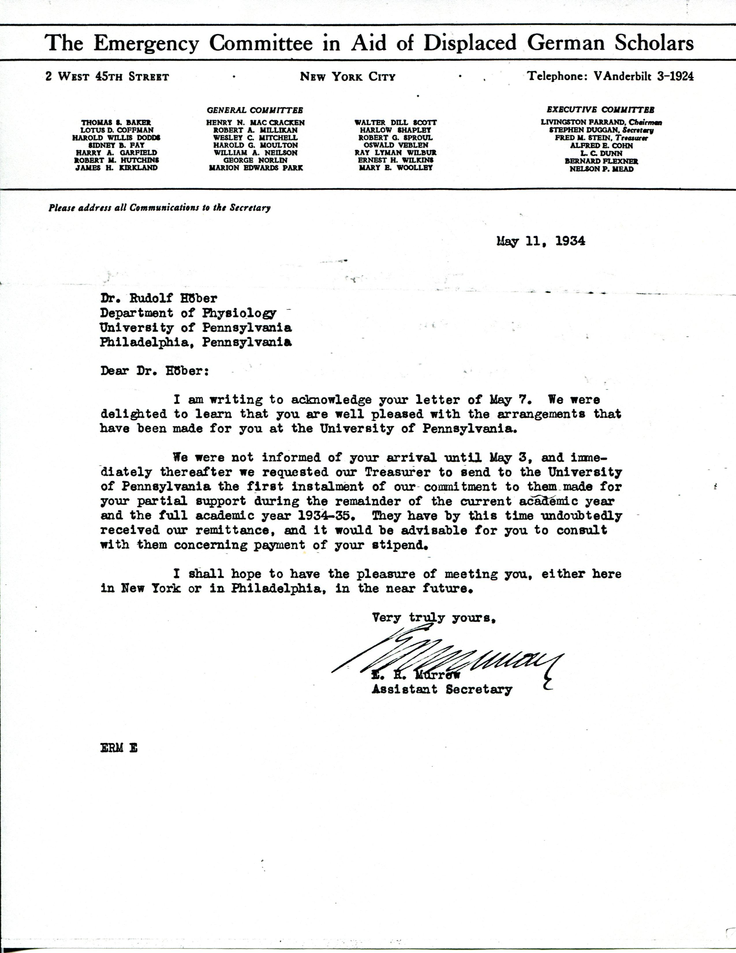 007 Cornell Essay Example Uofpenn Murrow Ltr May ~ Thatsnotus