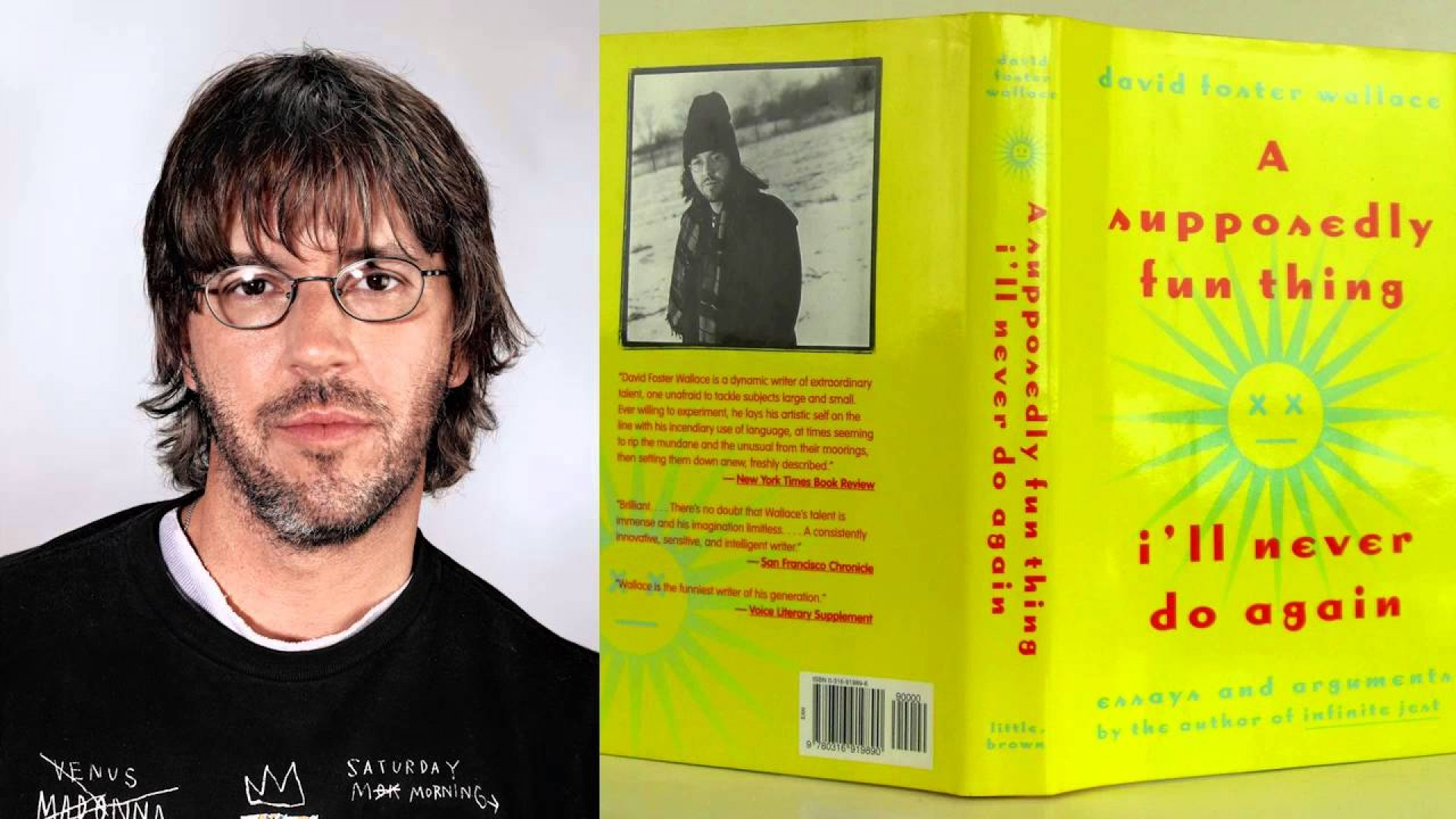 007 David Foster Wallace Essay Maxresdefault Singular On Television Consider Critical Essays This Is Water 1920