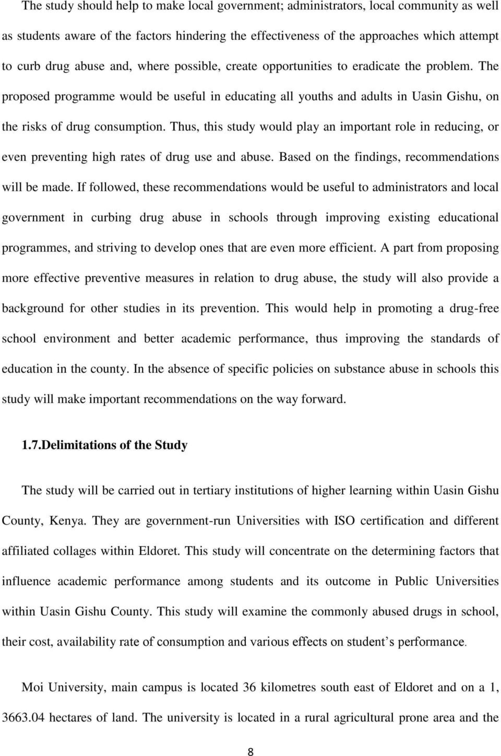 007 Drugs Essays Drug Addiction Essay Topics Abuse College Pa In Students Example Stirring About Short Tagalog Persuasive Illegal Argumentative 1920