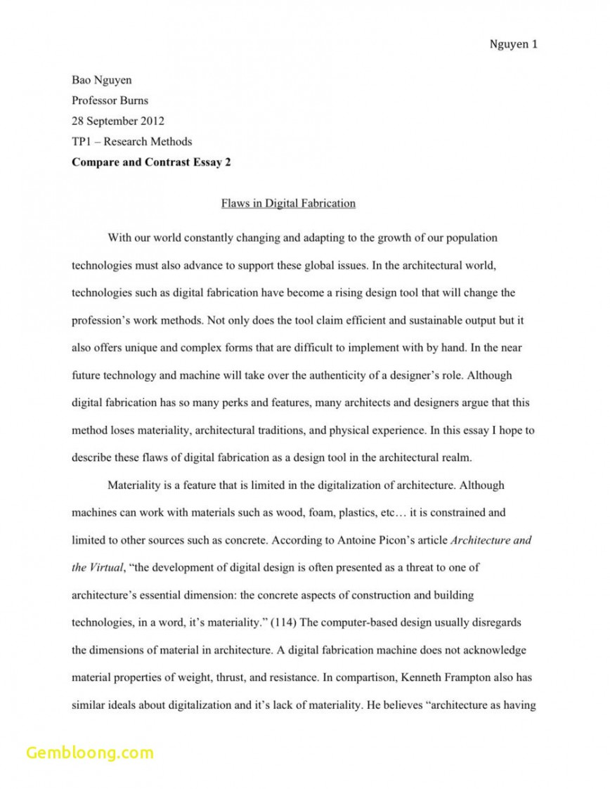 english essay example  thatsnotus
