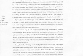 007 Essay About Modern Technology Example Excerpt From Exhibition Catalog The Impact Wonderful Pros And Cons In Everyday Life 2050