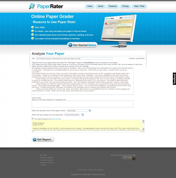007 Essay Checker Free Online Example Amazing Sentence Grammar Plagiarism Document 728