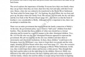 007 Essay Example 96427 Textresponseealcore Docx Fadded41 Rabbit Proof Fence Film Top Review 320