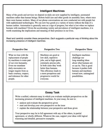 007 Essay Example Act Sample Sat Prompt Ideas How To Write Good Screen Shot Prompts Aspire Writing Fearsome New Time Limit Rubric Tips 360