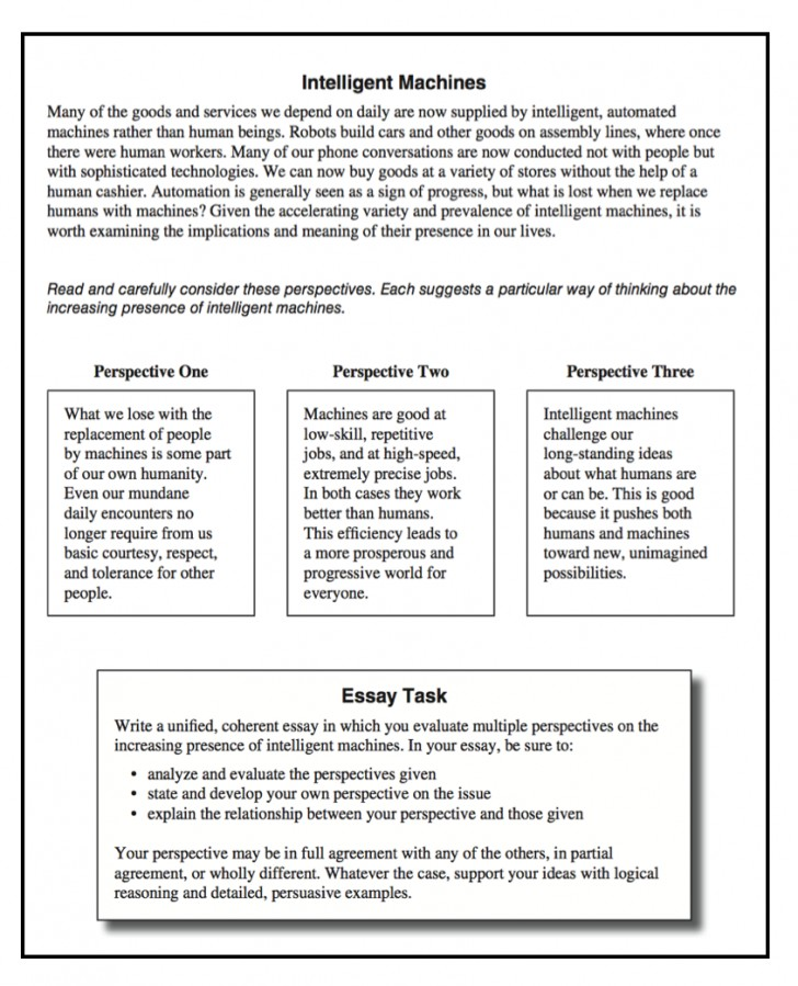 007 Essay Example Act Sample Sat Prompt Ideas How To Write Good Screen Shot Prompts Aspire Writing Fearsome Rubric Tips Score Distribution 728