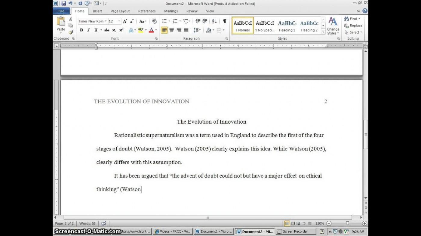Essay gmat application