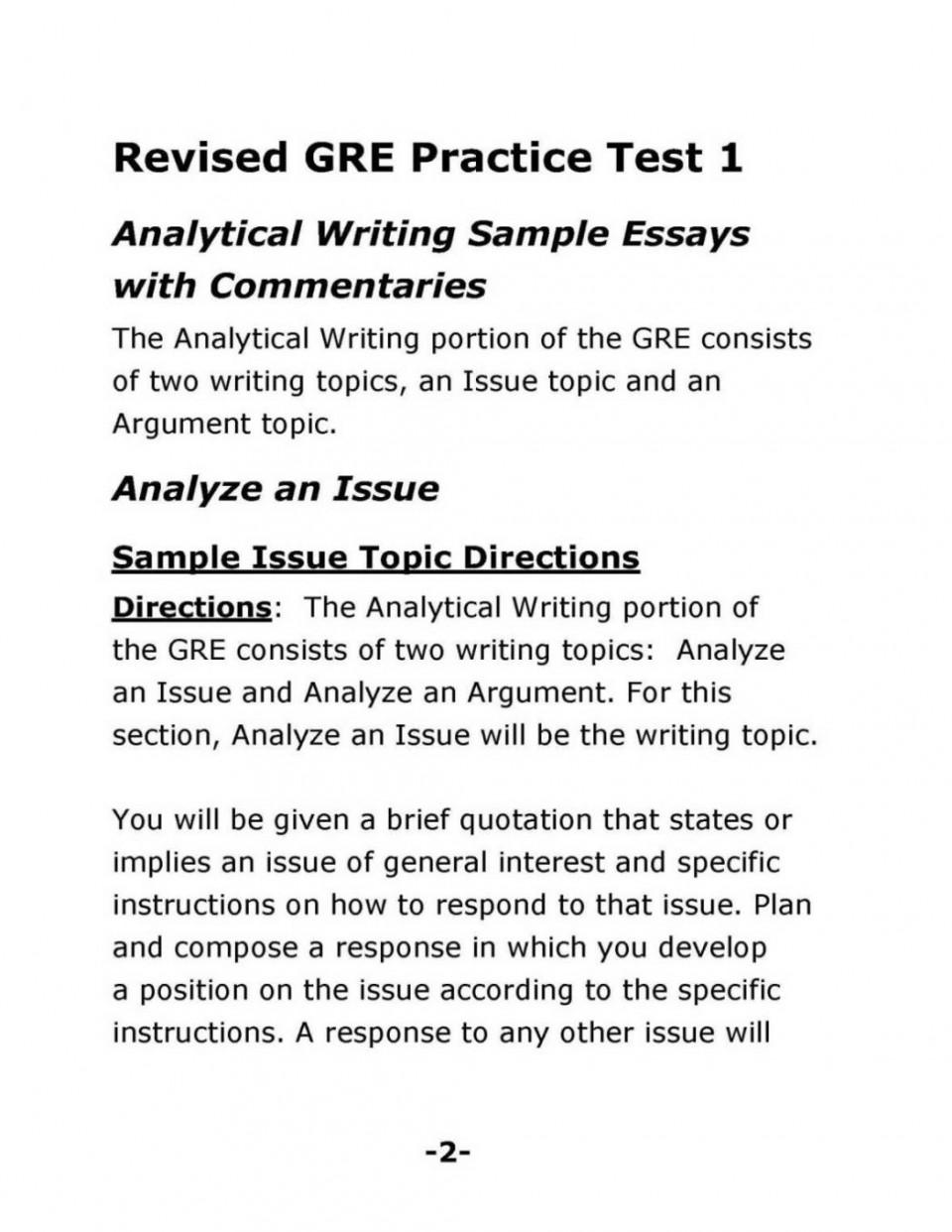 Post secondary education essay