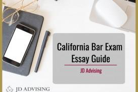 007 Essay Example California Bar Essays Exam Marvelous July 2017 Graded February 2018