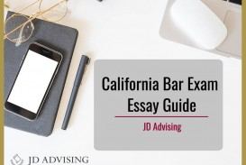 007 Essay Example California Bar Essays Exam Marvelous Graded February 2018 How Are