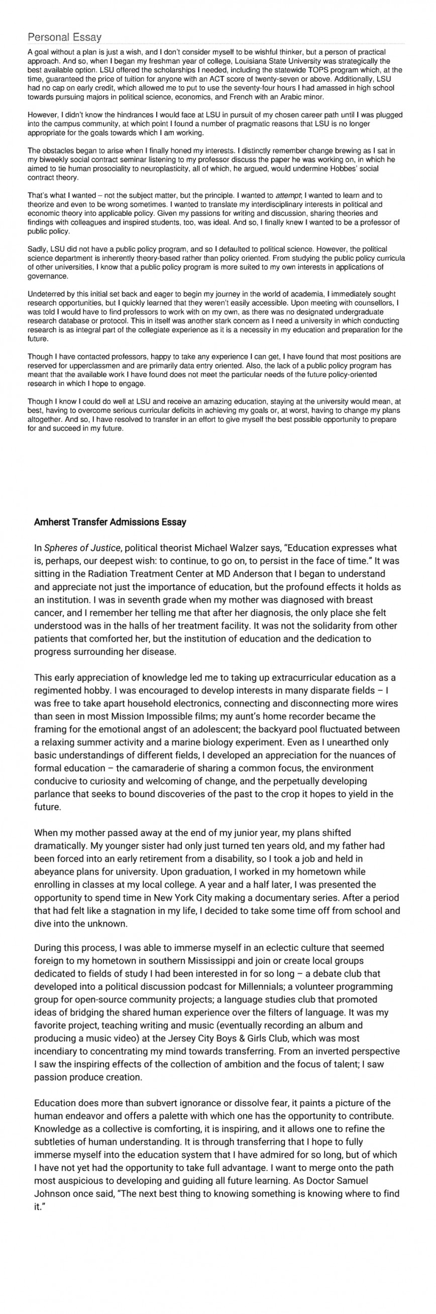 007 Essay Example Change For The Beautiful Better How Can We World To
