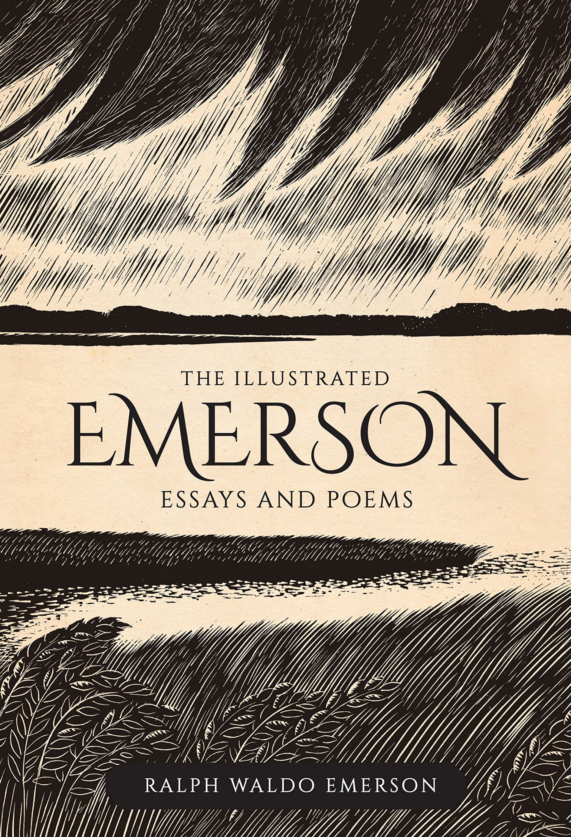 007 Essay Example Emerson Essays Dreaded Ralph Pdf First Series Summary Waldo Nature 1920
