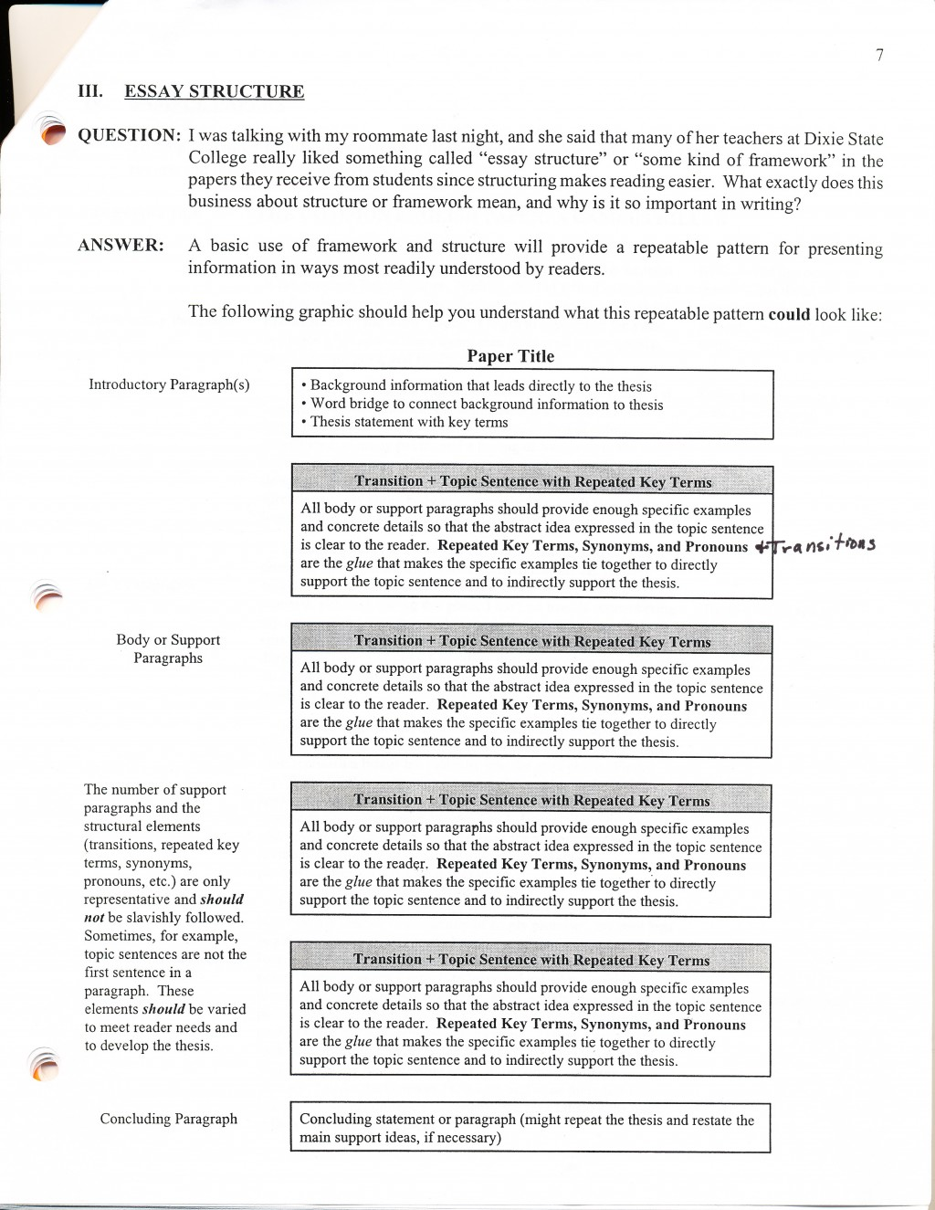 007 Essay Example Structure English Surprising Format Formal Letter Spm Article Pt3 Large