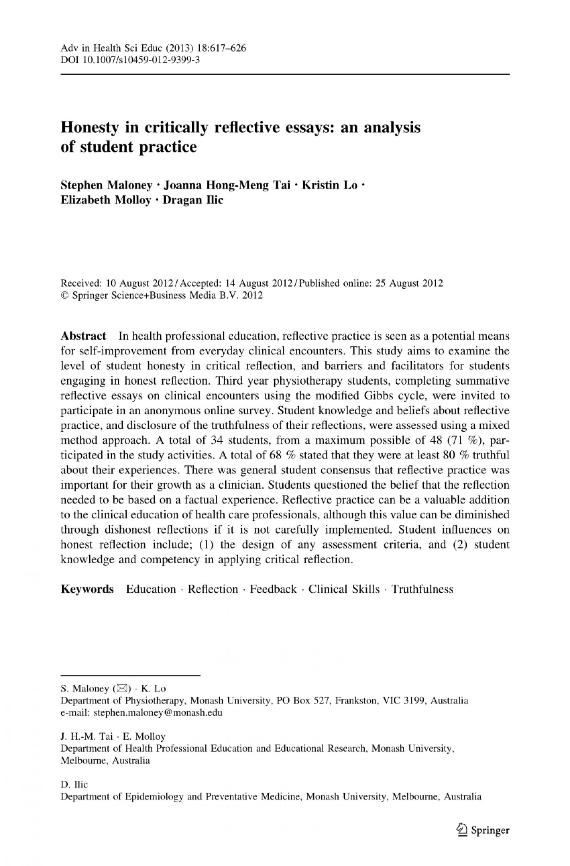 Dissertation autism inclusion